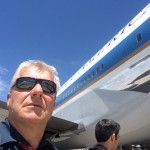 Carl and Air Force One.